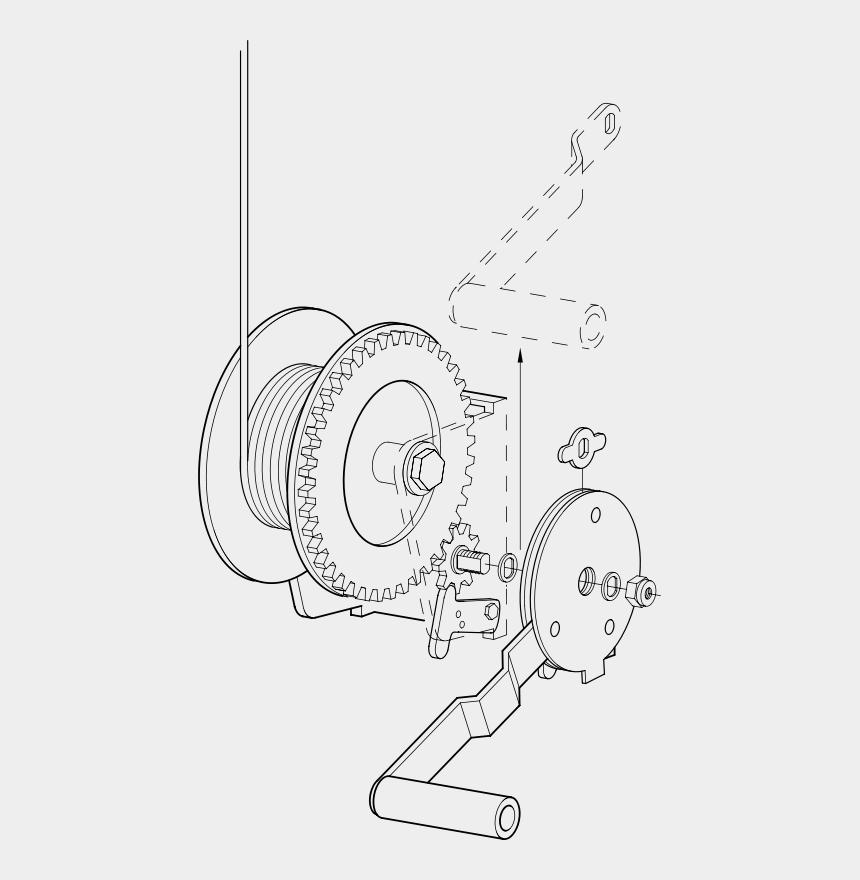 wetland clipart, Cartoons - Technical Drawing Of A Mechanism