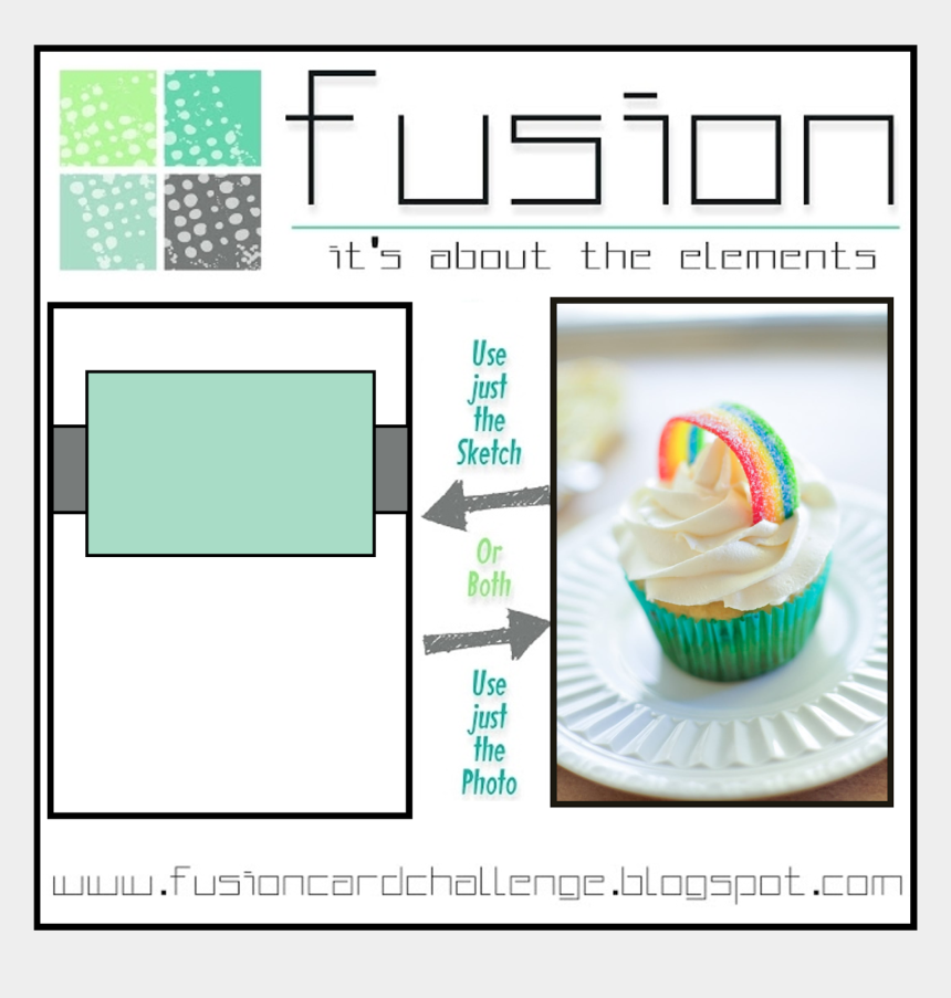 rainbow cupcake clipart, Cartoons - We're Going Rainbow This Challenge - Best Ways To Decorate Cupcakes
