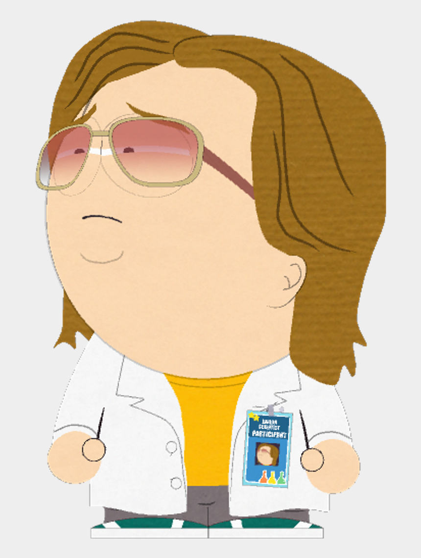 south park clipart, Cartoons - Alter Egos Nate In Lab Coat - South Park Special Ed