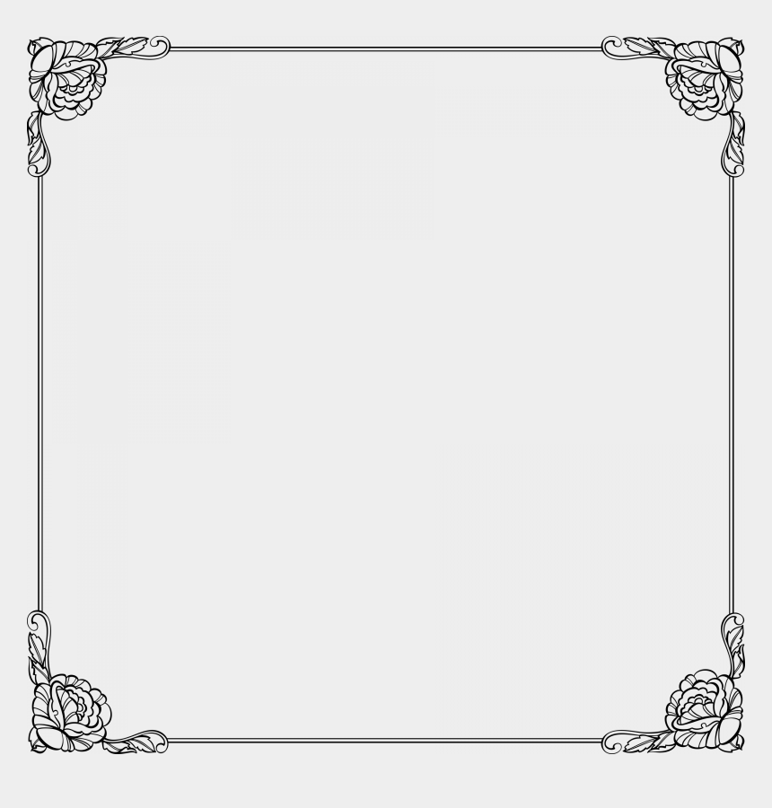 simple frames clipart, Cartoons - Simple Certificate Borders - Certificate Simple Border Png