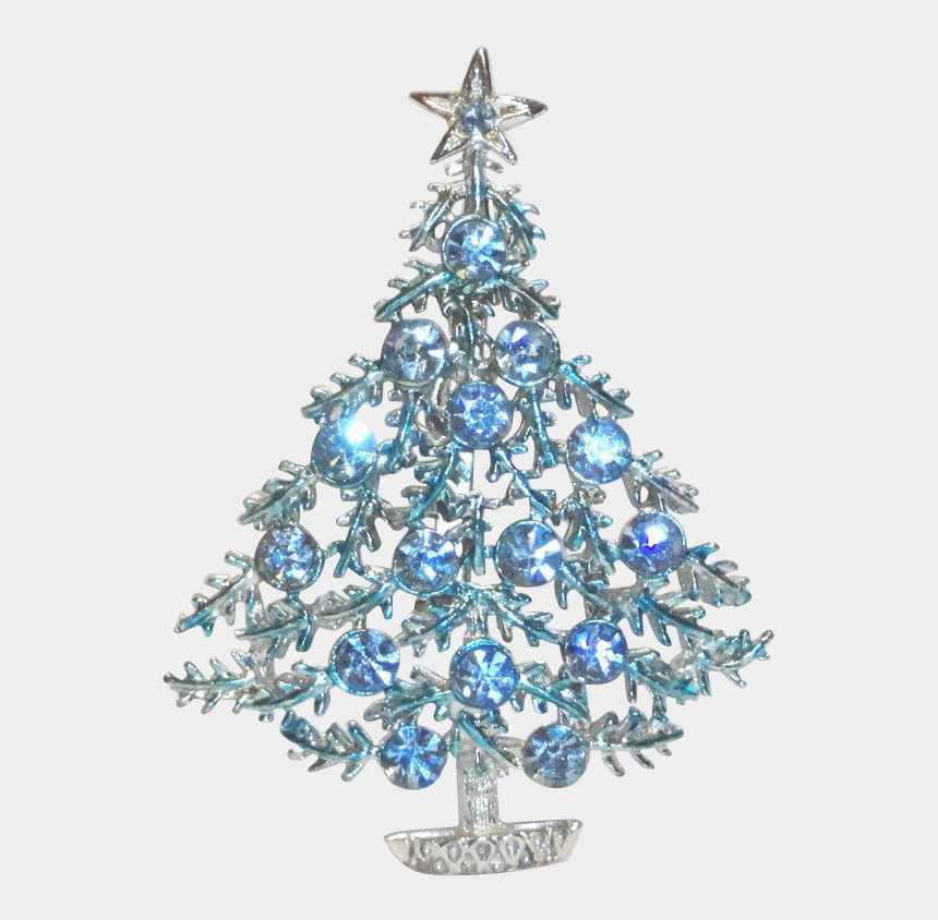 string of ornaments clipart, Cartoons - Bj Light Blue Ice Rhinestone Enamel Christmas Tree - Christmas Ornament