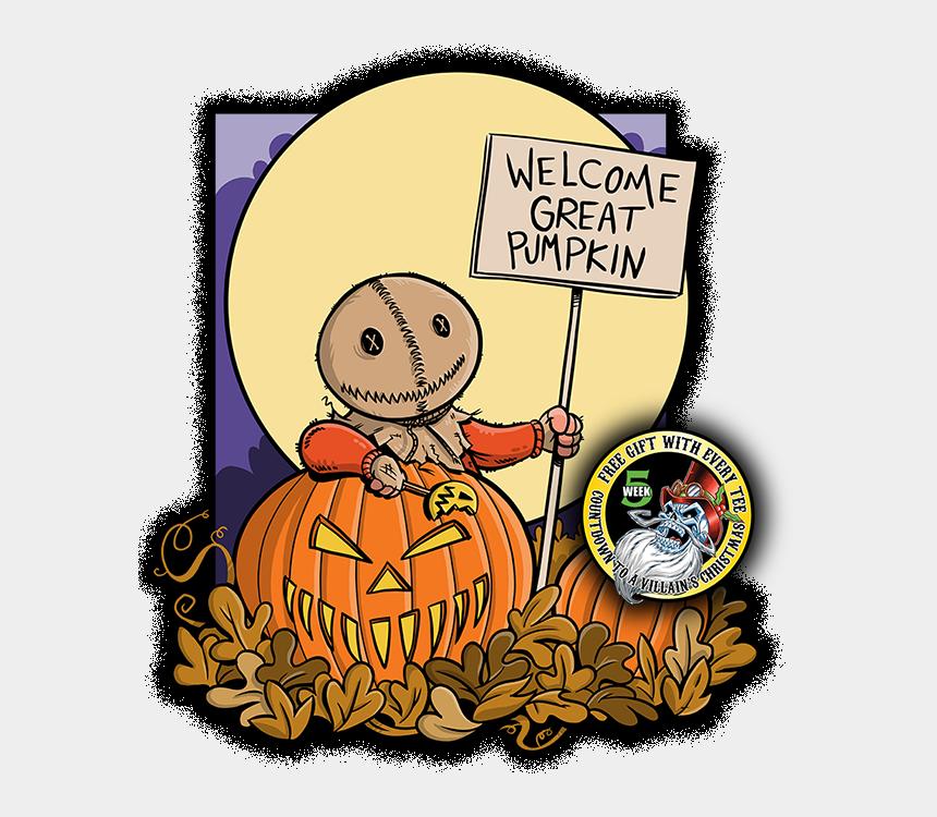the great pumpkin clipart, Cartoons - Welcome Great Pumpkin By Atlantajones - Cartoon