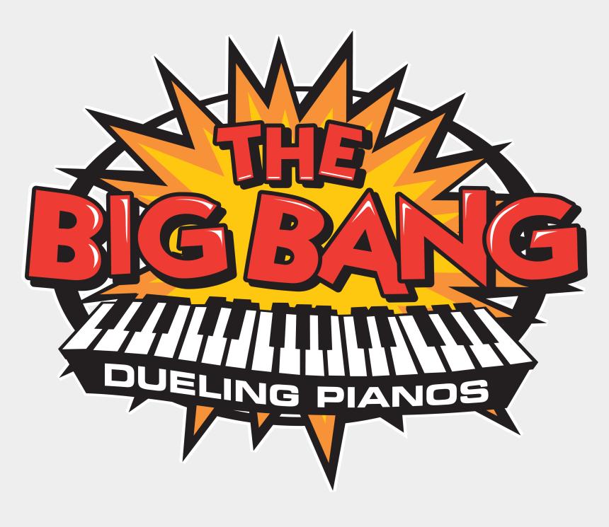 big bang clipart, Cartoons - Piano Clipart Dueling Pianos - Big Bang Piano Bar Nashville