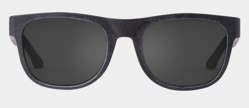 wayfarer clipart, Cartoons - Lens Wayfarer Sunglasses Carrera Ray-ban Png File Hd - American Optical Original Pilot Black