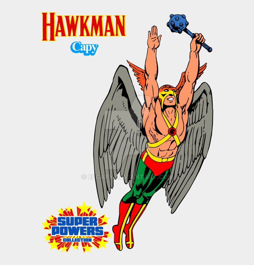 super powers clipart, Cartoons - Hawkman By Elcapy Super Powers, Dc Comics, Superhero - Hawkman Super Powers