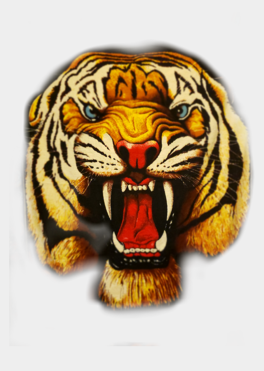 roaring tiger clipart, Cartoons - #tiger #roar #growl - Siberian Tiger