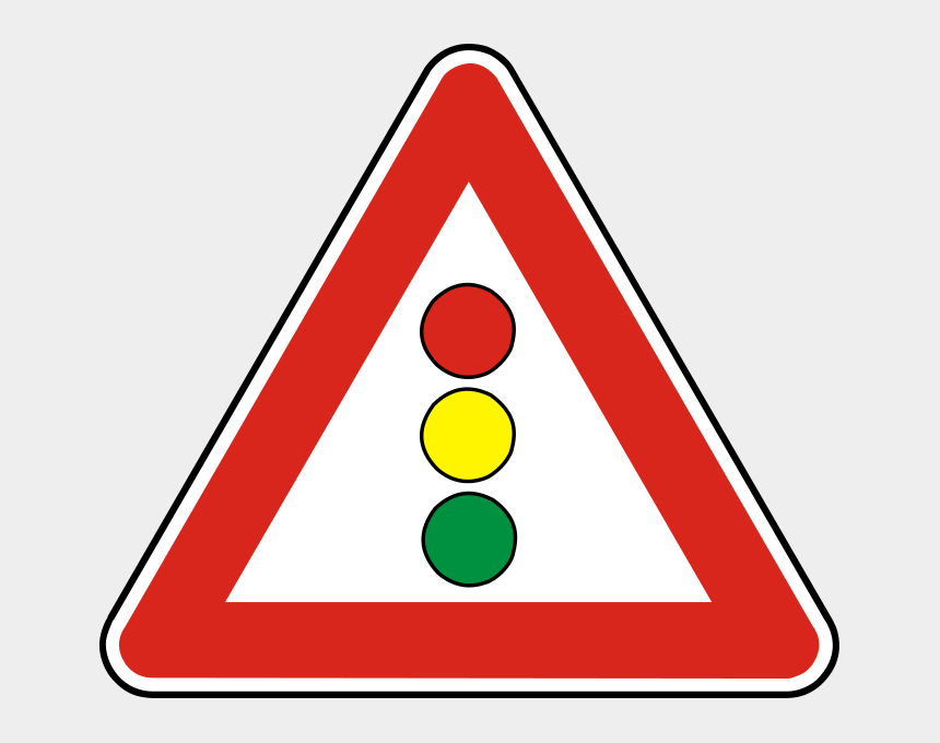 clipart warning signs, Cartoons - Singapore Light Signs Sign Warning Traffic In - Road Signs Symmetry