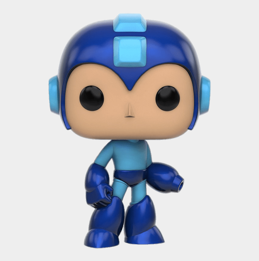mega man clipart, Cartoons - At The Movies - Mega Man Funko Pop