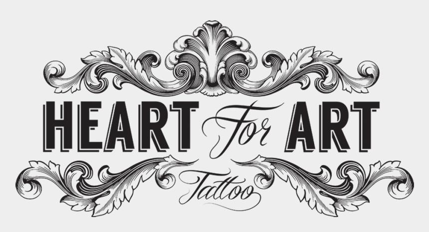 flaming heart clipart, Cartoons - Tattoo Clipart Tattoo Shop - Logo Studio Tattoo Png