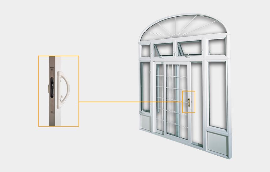 open double doors clipart, Cartoons - The Easiest To Open Door In Its Category - Patio Doors