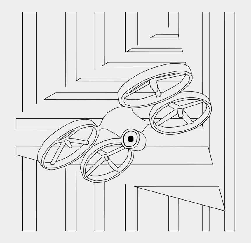 grown ups clipart, Cartoons - Coloring Book Unmanned Aerial Vehicle Coloring For - Drone Coloring Pages