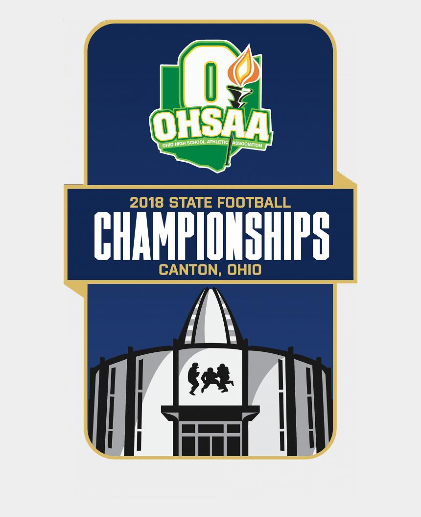 high school football clipart, Cartoons - Ohsaa State Football Championships - Ohio High School Football Playoffs 2018