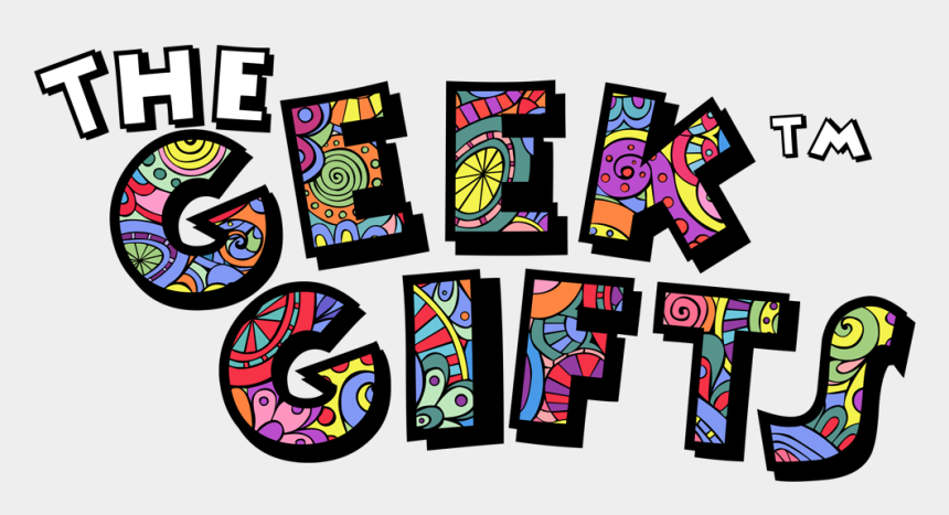 The Geek Gifts - Coloring Pages, Cliparts & Cartoons - Jing.fm