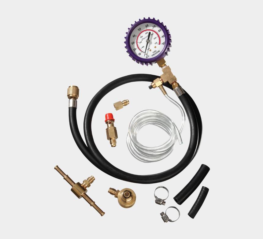 pressure gauge clipart, Cartoons - Tech Tips - Actron Fuel Pressure Tester