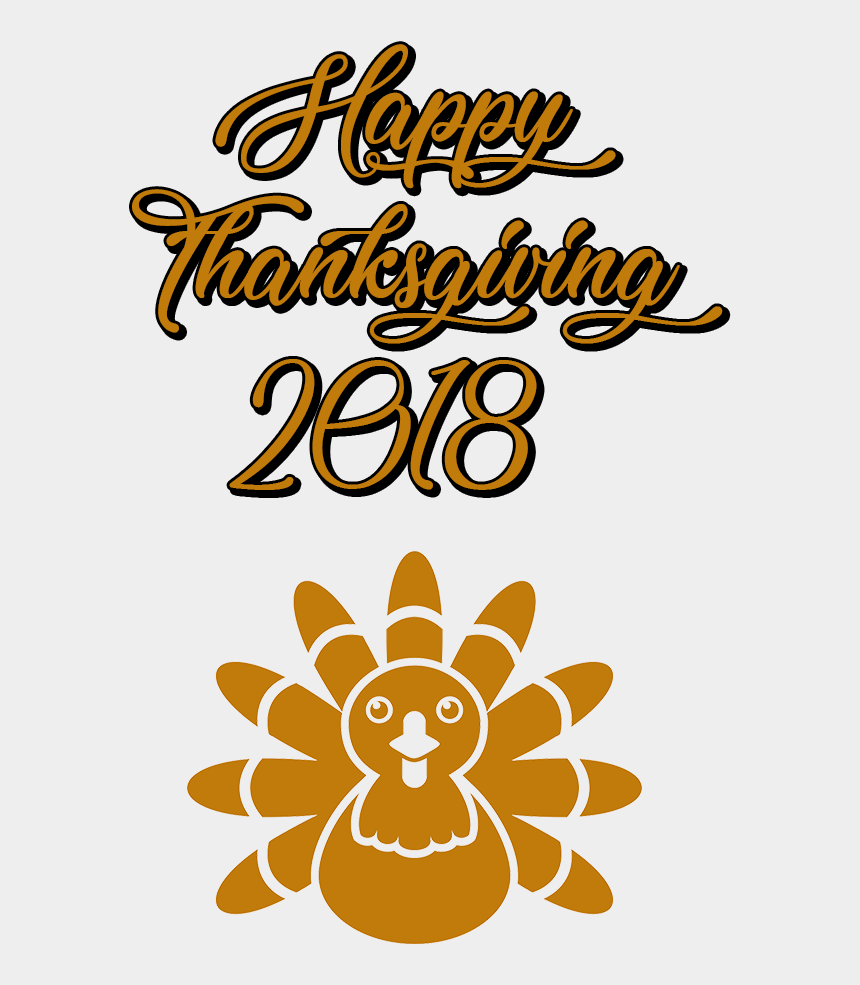 happy thanksgiving banner clipart, Cartoons - Holidays - Happy Thanksgiving Images 2018