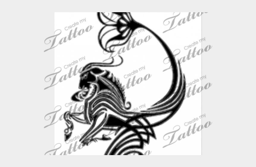 yinyang clipart, Cartoons - Tattoo