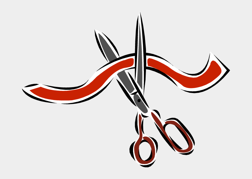 ribbon cutting clipart free, Cartoons - Ribbon Cuttings Are Free And Open To The Public - Ribbon Cutting Clip Art