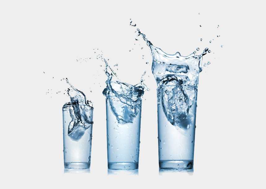 glass of ice water clipart, Cartoons - Ice Water Png Pic - Glass Water High Definition