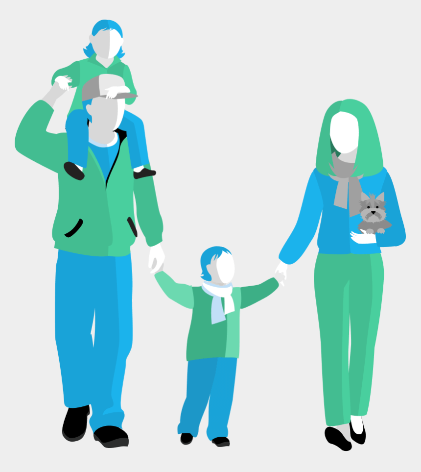 parent and child holding hands clipart, Cartoons - Mindful Parenting