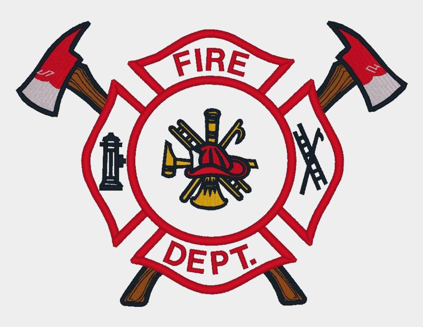 fire badge clipart, Cartoons - Firefighter Badge Png Transparent Image - Fire Department