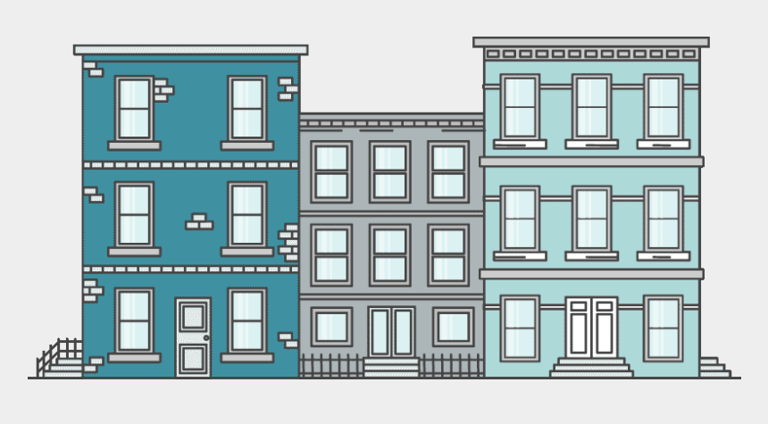 property management clipart, Cartoons - Multifamily Management - Architecture