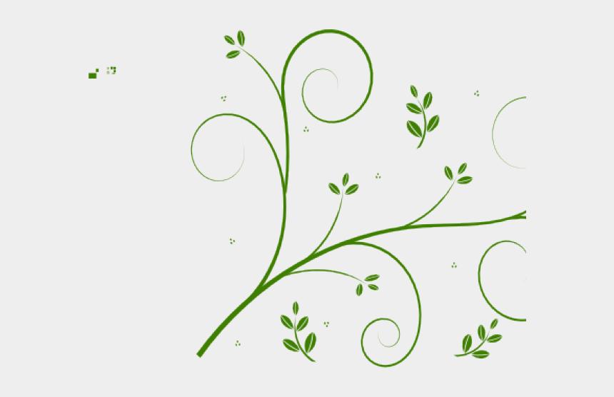 green vine clipart, Cartoons - Green Vine Cliparts - Flower Vine Drawing