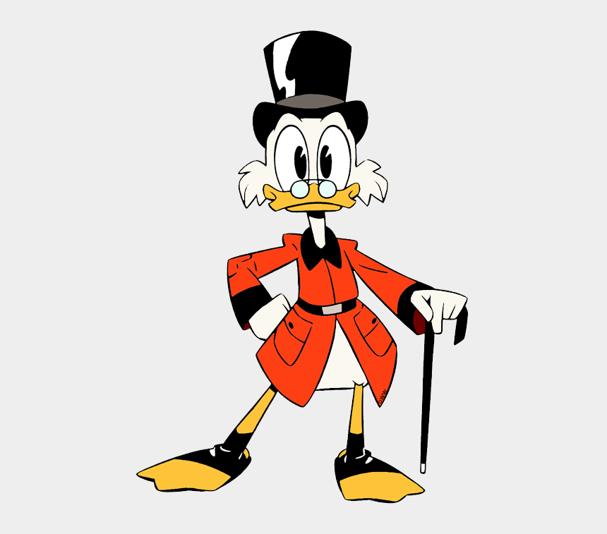 scrooge clipart, Cartoons - Scrooge Mcduck - Ducktales All Ducked Out