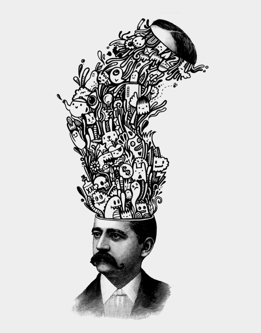 brain fart clipart, Cartoons - Brain