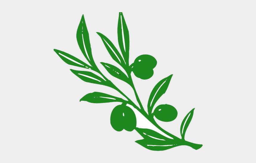 filigree leaf clipart, Cartoons - Leaf Clipart Olive Tree - Olive Tree Logo Png