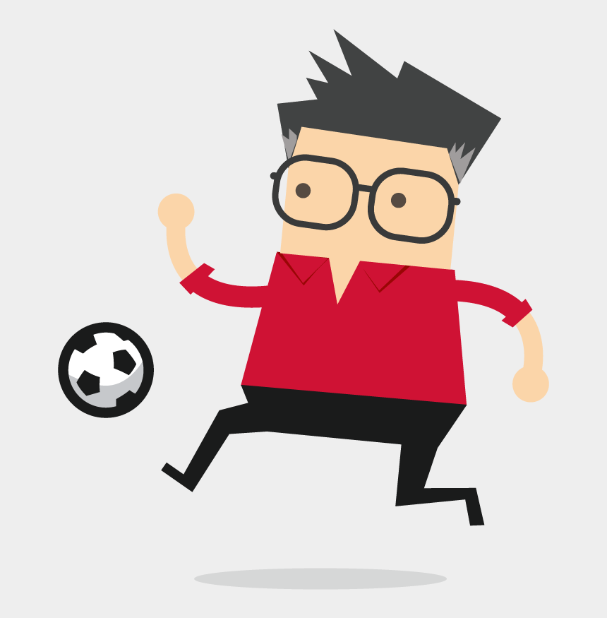 football punter clipart, Cartoons - I Launched Mrfixitstips - Cartoon