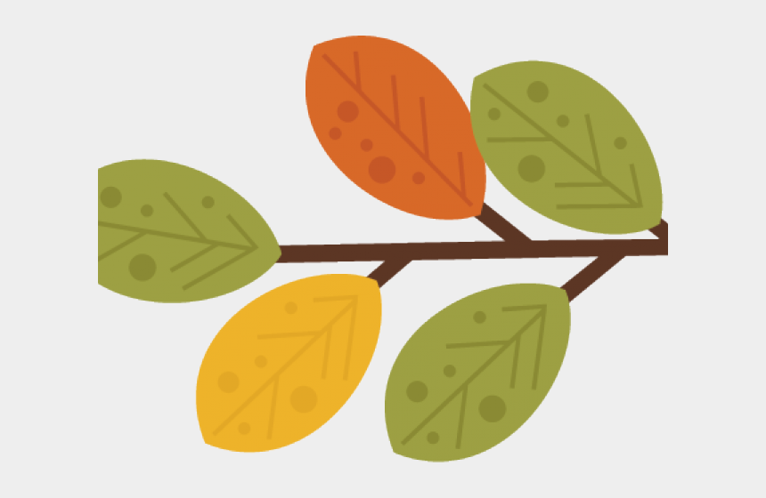 cute fall leaves clipart, Cartoons - Cute Fall Leaf Clip Art