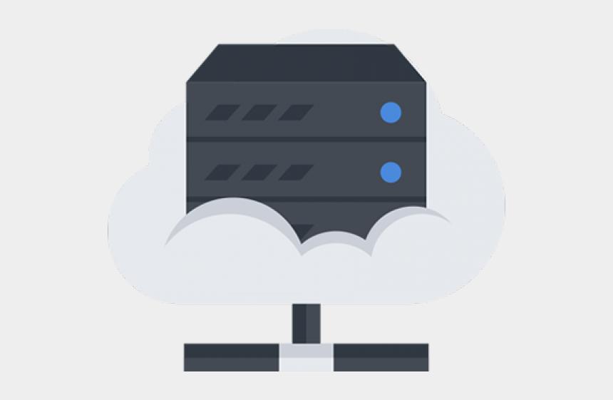 rack server clipart, Cartoons - Cloud Server Clipart Virtual Server - Virtual Server Clip Art