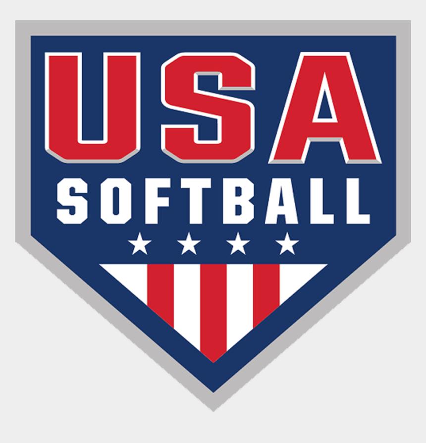 girls fastpitch softball clipart, Cartoons - Registerusasoftball - Com - Account-login - Usa Softball Background
