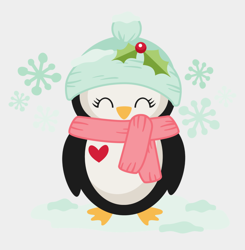 Christmas Penguin Png Winter Cute Wallpaper Iphone