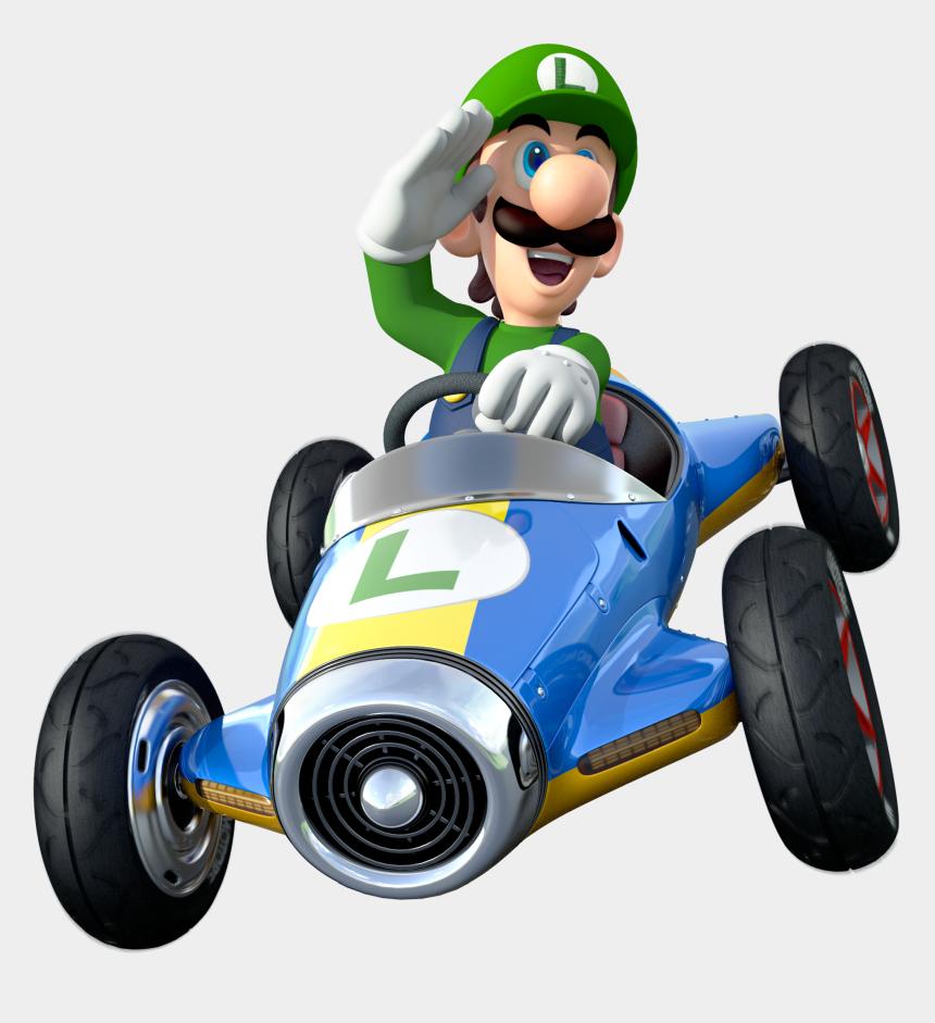go karts clipart, Cartoons - Super Mario Clipart Mario Kart - Super Mario Kart Png