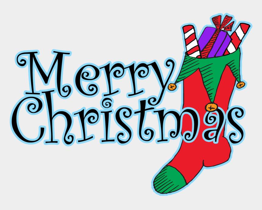 clipart for words, Cartoons - Merry Christmas Clipart Words - Merry Christmas From My Family To Yours