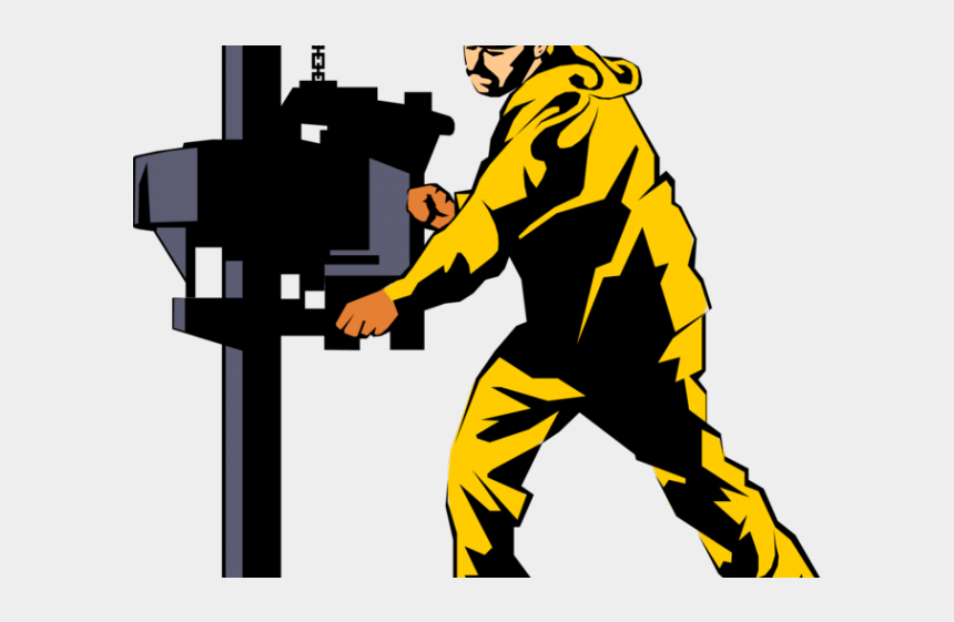 forestry clipart, Cartoons - Industrial Worker Clipart Oil Rig - Oil Rig Clip Art