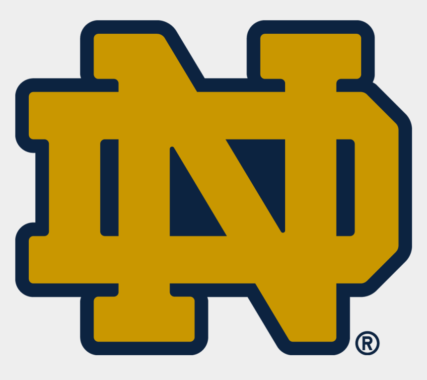 notre dame football clipart, Cartoons - Front Of Widget - North Davidson High School Logo