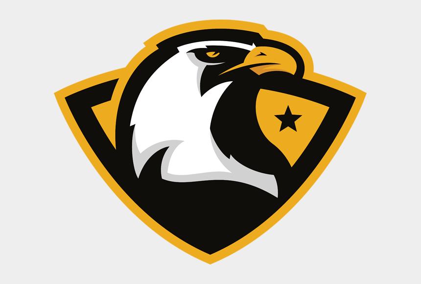 eagle head mascot clipart, Cartoons - Eagles Logo Mark - Klan Logoları Png
