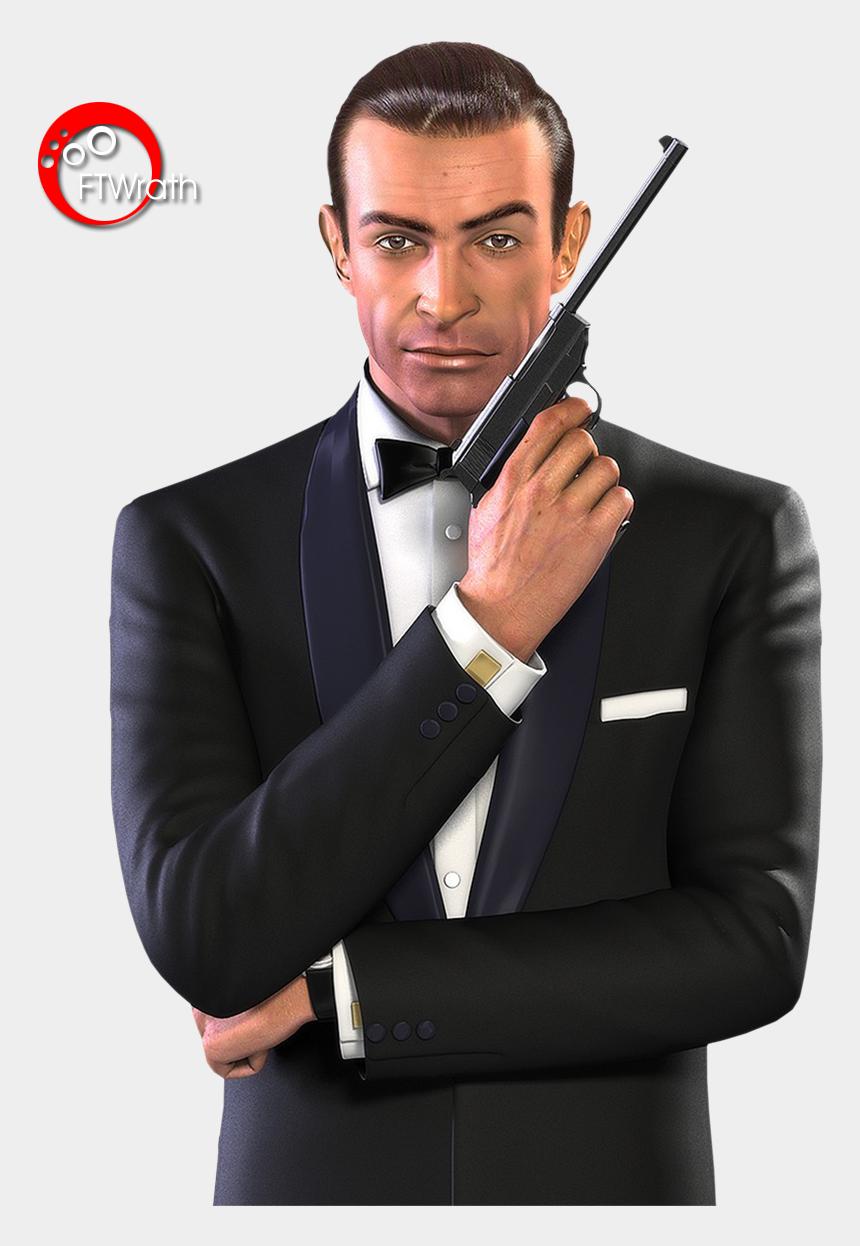 Download James Bond Png Transparent Image For Designing