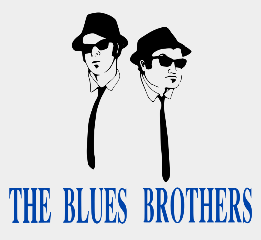 blues brothers clipart, Cartoons - Blues Brothers Concert Poster