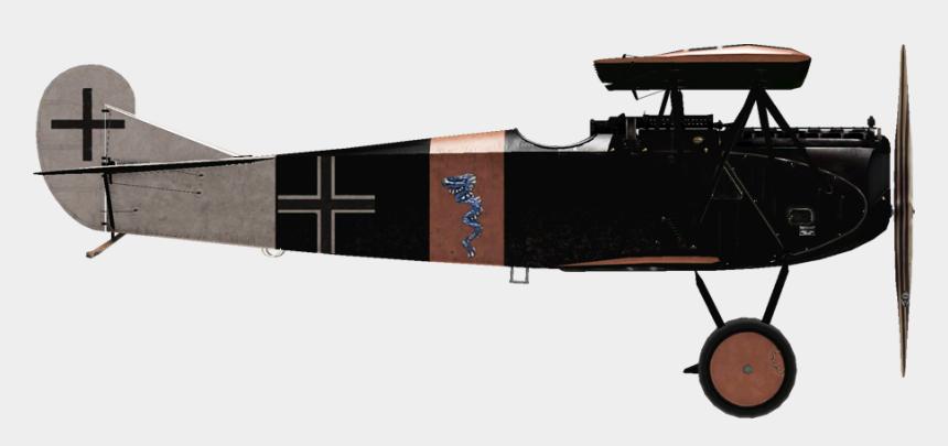 military plane clipart, Cartoons - Jasta 2 Boelcke - Fokker D Vii Profiles
