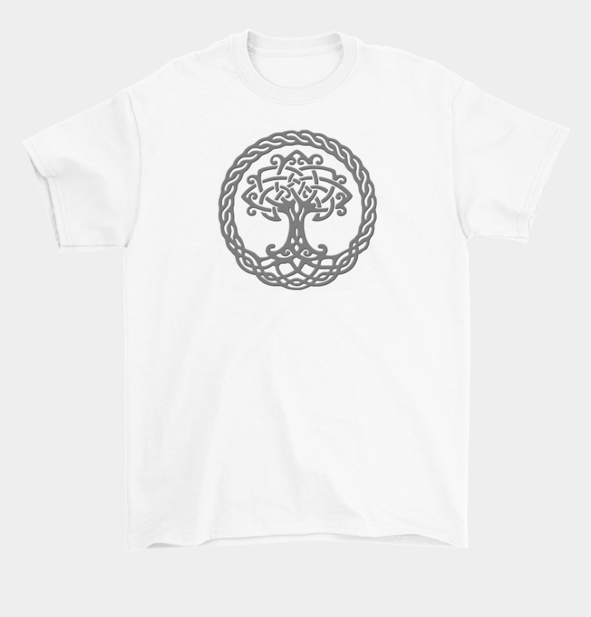 celtic tree of life clipart, Cartoons - Celtic Tree Of Life - Greta Thunberg Shirt