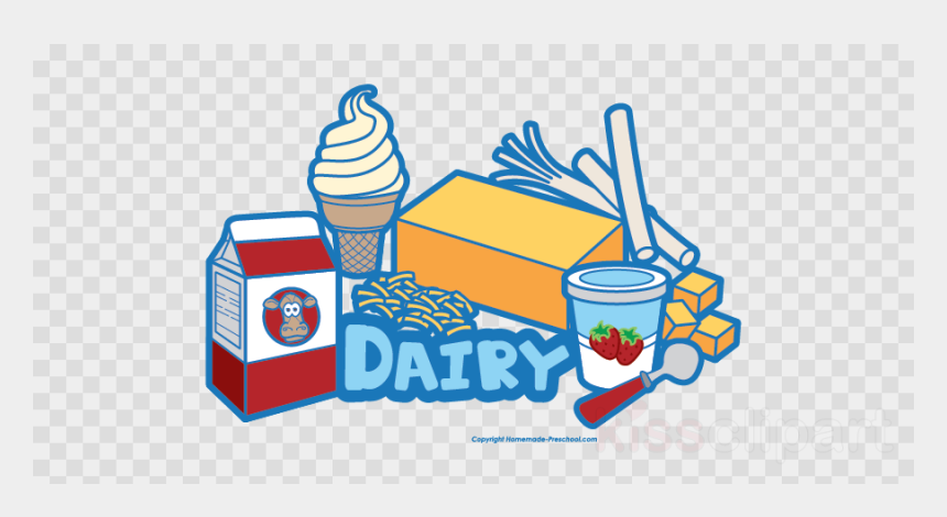 dairy food group clipart, Cartoons - Milk, Food, Transparent Png Image & Clipart Free Download - Dairy Food Group Clipart