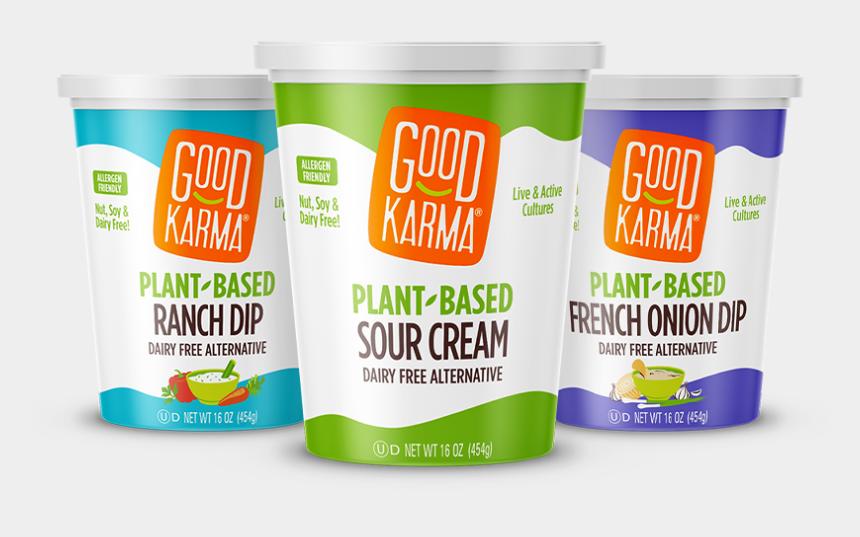 dairy food group clipart, Cartoons - Dips Sour Cream - Good Karma Sour Cream