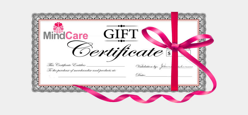gift certificate clipart free, Cartoons - Gift Certificate Mindcarestore - $10 Gift Certificate Template