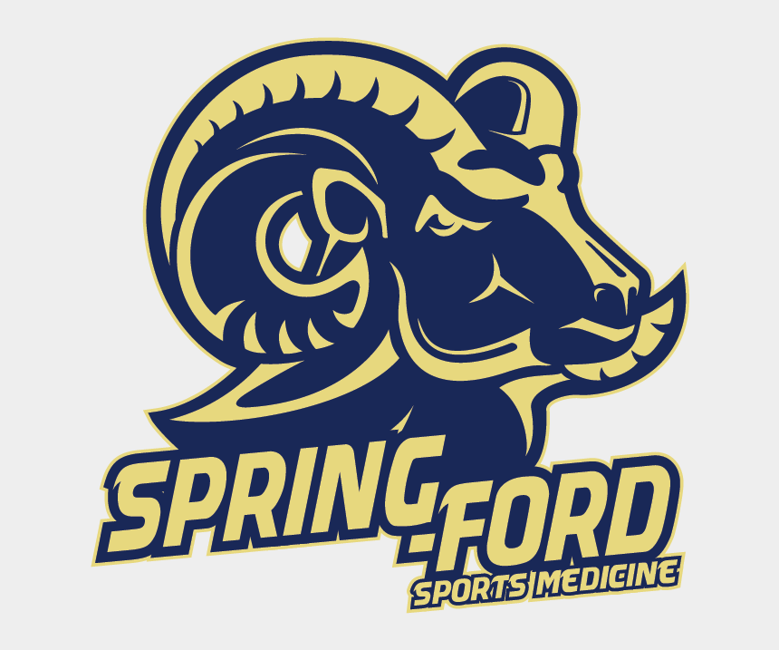 first day of spring 2016 clipart, Cartoons - Spring-ford Athletic Training - Spring Ford High School Logo