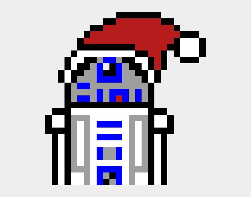 Random Image From User Pixel Art Star Wars R2d2 Cliparts