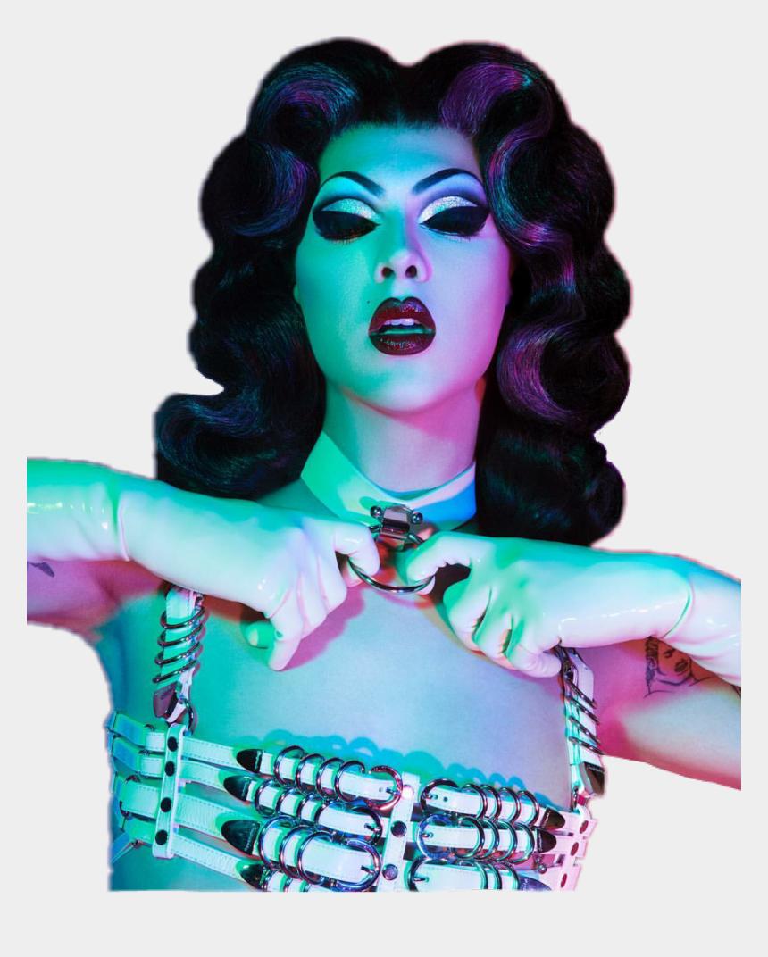 drag queen clipart, Cartoons - #freetoedit #edit #sticker #remixit #drag #dragqueen - Violet Chachki