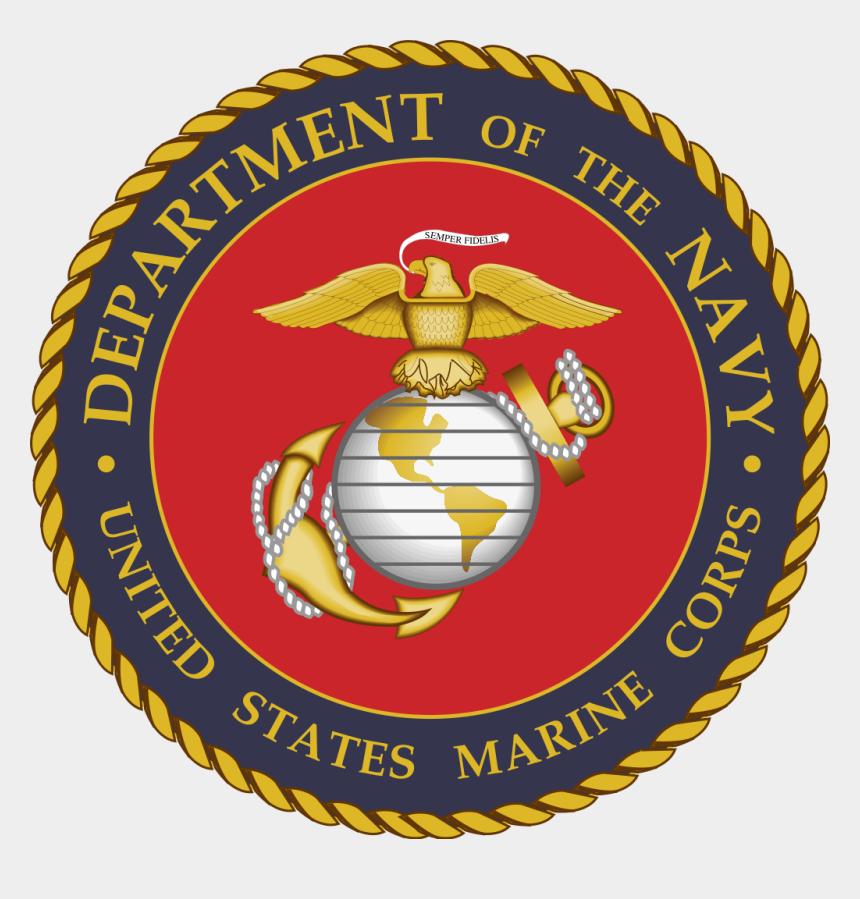 us marine corps clipart, Cartoons - Seal Of The U - Us Marine Logo Png